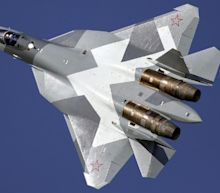 Here Is Russia's Plan to Build a Fleet of Su-57 Stealth Fighters