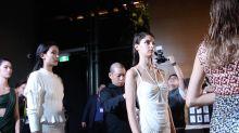 Backstage with designer Jason Wu at Singapore Fashion Week