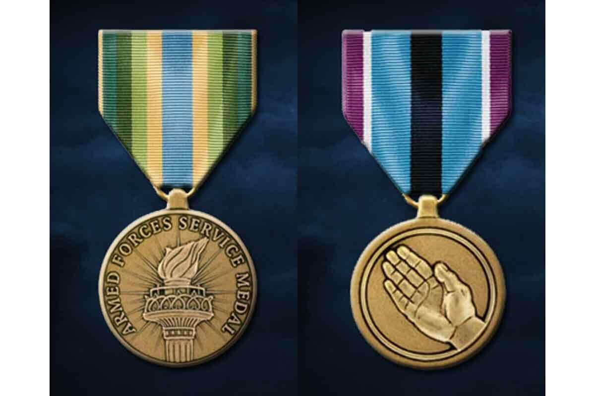 Troops Who Responded to COVID-19 Crisis Are Now Eligible for These Medals