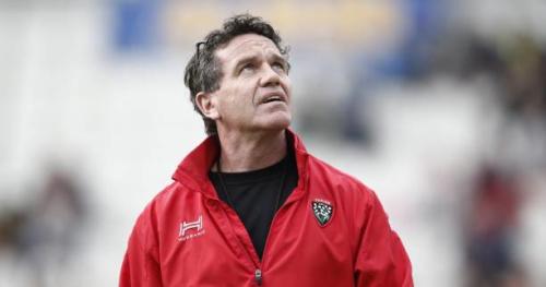 Rugby - CE - RCT - Mike Ford (Toulon), des chiffres qui inquiètent