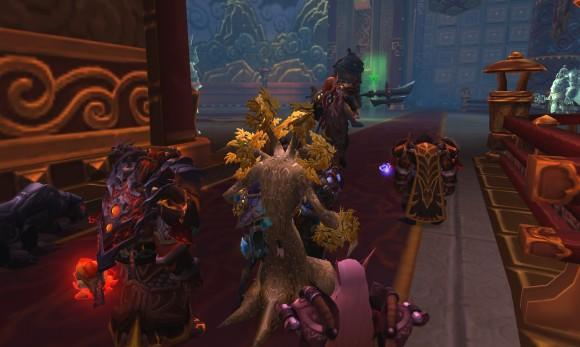 Patch 5.2: Cross-realm 5.0 raids on the way