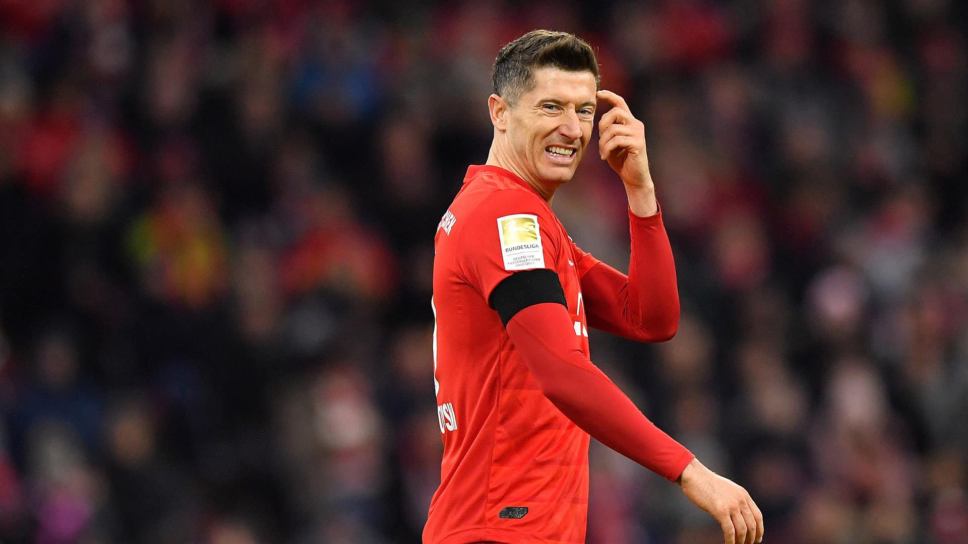 Lewandowski has put in the groundwork for Ballon d'Or win - Flick