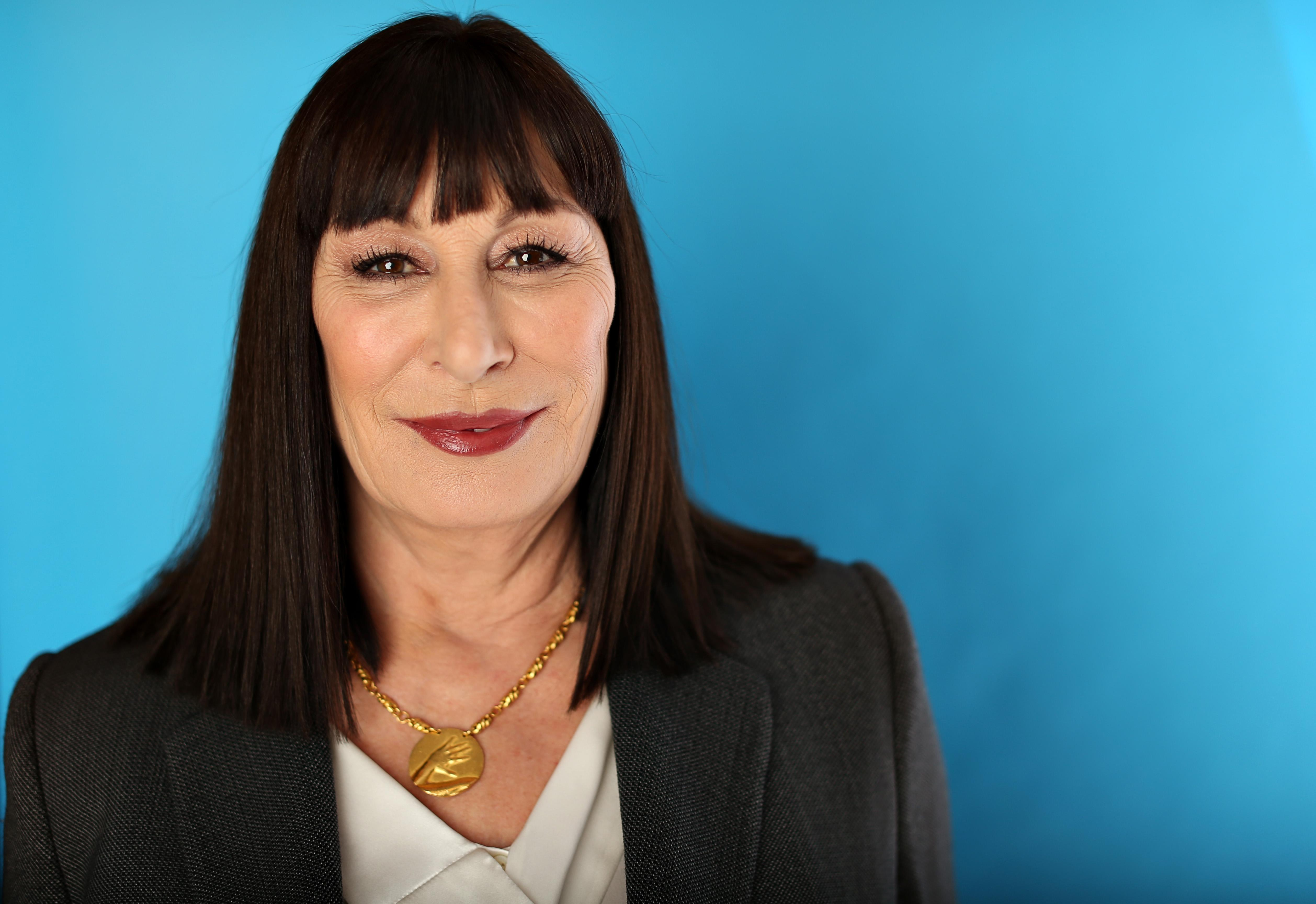 role recall: anjelica huston on 'the grifters,' 'captain eo' and more