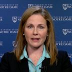 What Amy Coney Barrett said in 2016 about confirming justices in election years