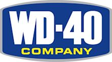 WD-40 Company Reports Third Quarter 2019 Financial Results