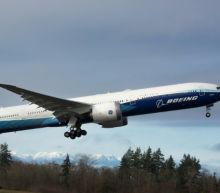 Boeing's new 777X airliner makes first flight