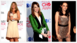 The Best Dressed of All Time at the People's Choice Awards