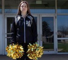 US cheerleader wins free speech case against her former school