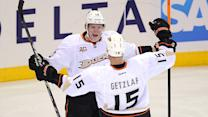 Perry-Getzlaf 'chemistry' driving Ducks