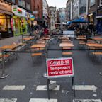 London's pubs struggle to survive as tier 2 lockdown restrictions prevent households meeting up