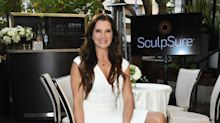 Brooke Shields reveals her daughters are behind her sexy swimsuit photos: 'They've given me such confidence'