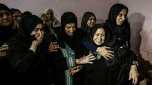 Israel says fires on armed Gazans after rocket attack, 3 dead