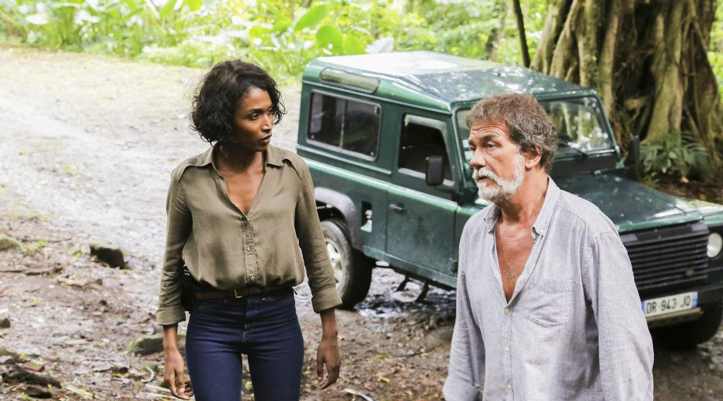 meurtres en martinique france 3 sara martins en duo avec olivier marchal. Black Bedroom Furniture Sets. Home Design Ideas