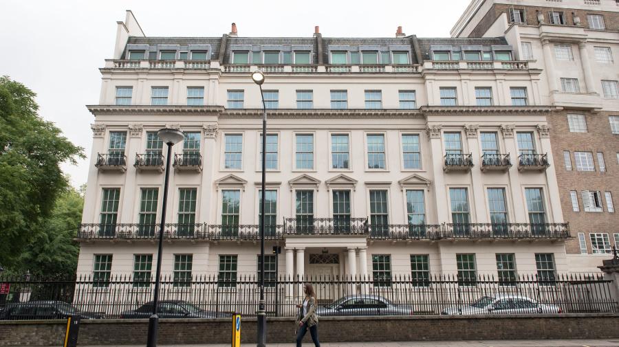 FOTOS   Compran la mansión más cara de Londres por casi 250 millones de euros