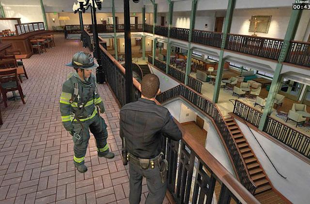 DHS has a video game-like trainer for active shooter incidents