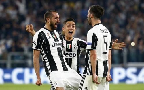La Juventus trop forte pour le Barça