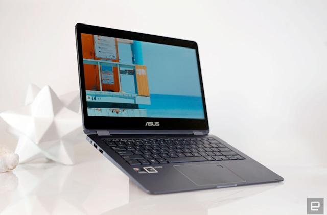 48 hours with an always on, always online laptop