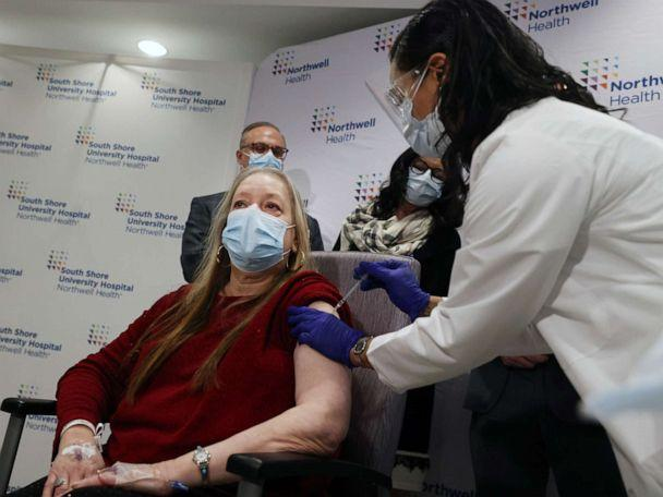 Experts weigh in on how COVID vaccines may help long-haulers - Yahoo! Voices