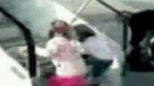 Watch: Heartbreaking footage shows Madeleine McCann boarding doomed Portugal-bound plane