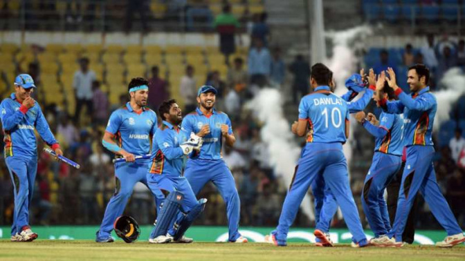 A look back at Afghanistan's meteoric rise in World Cricket