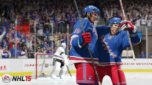 Joystiq Streams: When a Canadian coaches a scrub in NHL 15