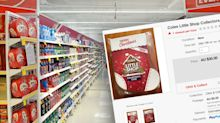 'You should be ashamed': Coles Little Shop craze hijacked by greedy shoppers