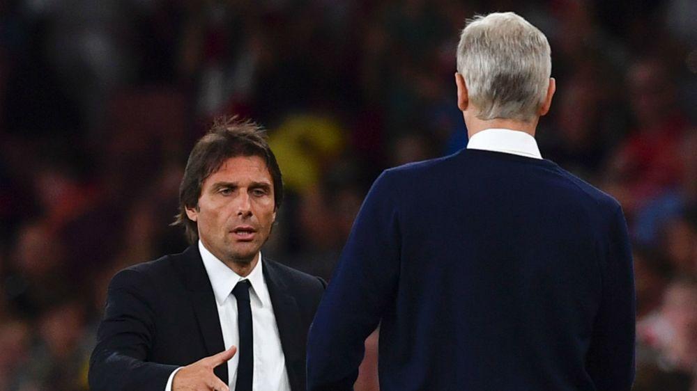 """Una sola squadra a Londra? Conte risponde a Wenger: """"Sabato c'è un derby…"""""""