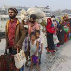 UN: India coast guard helping Rohingya adrift in Andaman Sea
