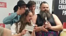 Acadian rockers, favourite folkies rule East Coast Music Awards