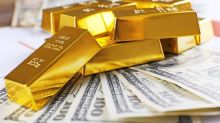 Gold Underpinned by Safe Haven Demand, Lower Treasury Yields