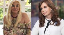 La estrategia de Susana para entrevistar a Cristina Kirchner