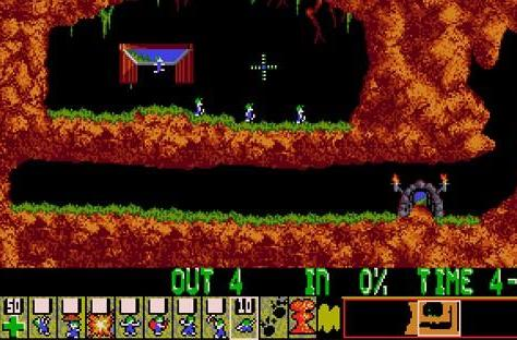 Developer ports Lemmings to four platforms in 36 hours