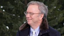 Google billionaire Eric Schmidt: People want dish-washing robots that clean up the kitchen