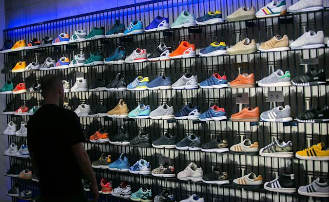 Adidas has a 'Speedfactory' in Germany staffed by robots