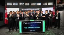 Purpose Investments Opens the Market