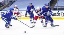 Marner and Tavares complete non-factors for Leafs in Game 1