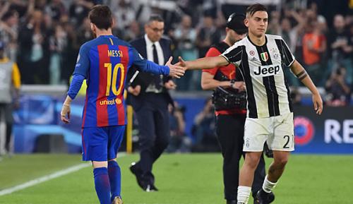 """Champions League: Juventus-Star Dybala: """"Gibt nur einen Messi"""""""