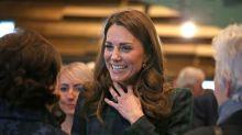 Duchess of Cambridge reveals Prince Louis has mastered this sweet milestone