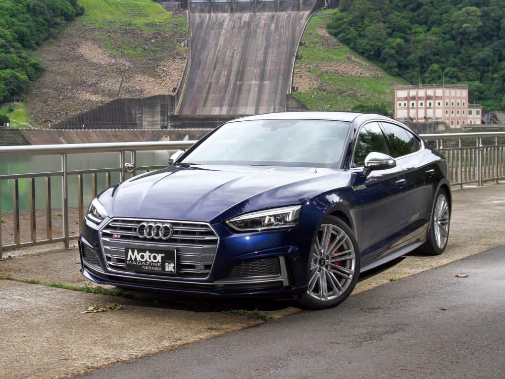 【路試報導】著西裝的運動員 Audi S5 Sportback