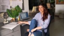 I Have Some Ideas & Research Ready for My New Book: Twinkle Khanna