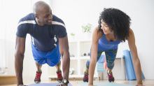 Working out with your partner could improve your relationship