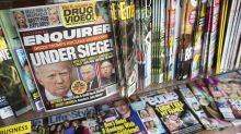 National Enquirer being sold to former head of airport mainstay Hudson News