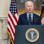 Biden says Americans will start receiving their $1,400 stimulus checks 'this month'