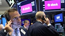 Slack soars after debut, 3rd largest initial trade in the U.S.
