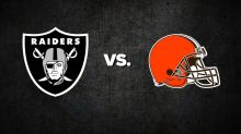 Raiders struggling on defense face Browns on Sunday