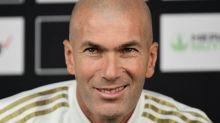 Foot - C1 - Zinédine Zidane, sur les parcours du PSG et de l'OL en Ligue des champions : « Top pour les clubs français »