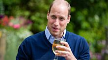 Prince William's pub pint wish comes true after lockdown