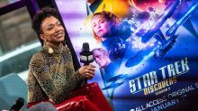 "Sonequa Martin-Green Almost Shared An Important Spoiler In ""Star Trek: Discovery"""