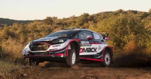 Rallye - WRC - Argentine - Rallye d'Argentine : Elfyn Evans termine 4e de l'ES9 mais reste largement en tête