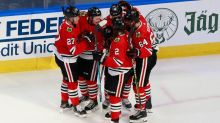 Blackhawks eliminate Oilers to continue wave of Game 4 upsets
